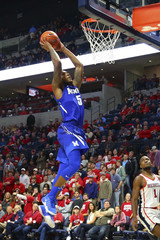 NCAA Basketball: Memphis at Mississippi