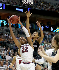 NCAA Womens Basketball: Women's Final Four-Stanford vs South Carolina