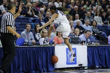NCAA Womens Basketball: Tulane at Connecticut