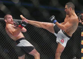 MMA: UFC Fight Night-Casillo vs Miller