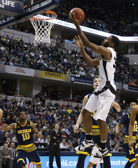NCAA Basketball: Big Ten Conference Tournament-Michigan vs Purdue