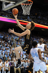 NCAA Basketball: Appalachian State at North Carolina