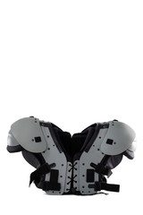 Chest protector on white background