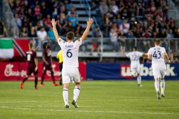MLS: U.S. Open Cup-Real Salt Lake at Sacramento Republic