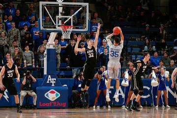 NCAA Basketball: Army at Air Force