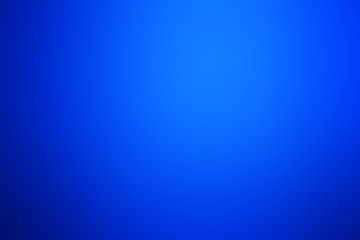dark blue blurred and light abstract background