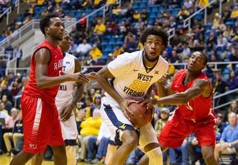 NCAA Basketball: Radford at West Virginia