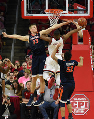 NCAA Basketball: Virginia at North Carolina State