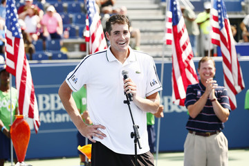 Tennis: BB&T Atlanta Open-Isner vs Baghdatis