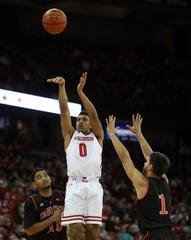 NCAA Basketball: Idaho State at Wisconsin
