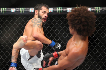 MMA: UFC on Fox 18-Caceres vs Fullen