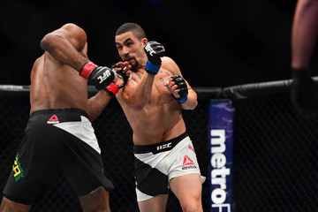 MMA: UFC Fight Night-Souza vs Whittaker