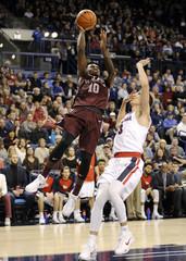 NCAA Basketball: Montana at Gonzaga
