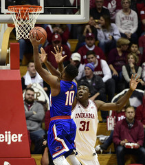 NCAA Basketball: Massachusetts Lowell at Indiana