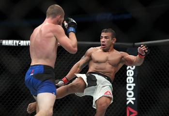 MMA: UFC Fight Night-Prazeres vs Cottrell
