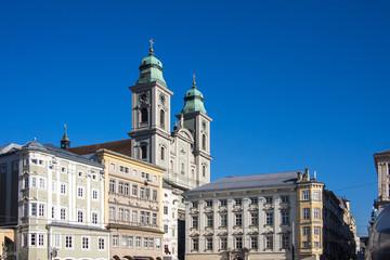 Österreich - Linz - Hauptplatz