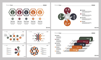 Seven Consulting Slide Templates Set