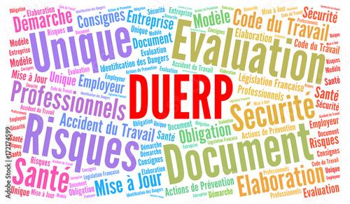 Duerp Document Unique D Evaluation Des Risques Professionnels