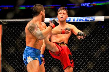 MMA: UFC Fight Night-Tavares vs Ortega