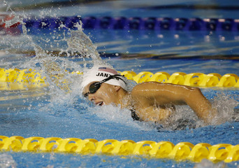 Pan Am Games: Swimming