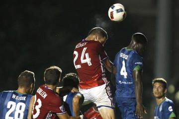 MLS: U.S. Open Cup-Oklahoma City Energy at FC Dallas