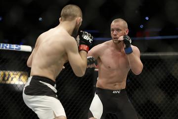 MMA: UFC Fight Night-Horcher vs Nurmagomedov