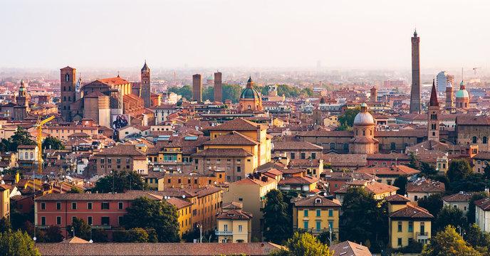 Bologna Morning View