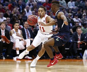 NCAA Basketball: NCAA Tournament-Utah vs Fresno State