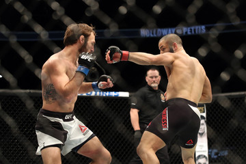MMA: UFC 206-Makdessi vs Vannata