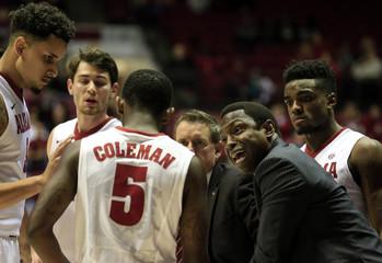NCAA Basketball: Louisiana-Lafayette at Alabama