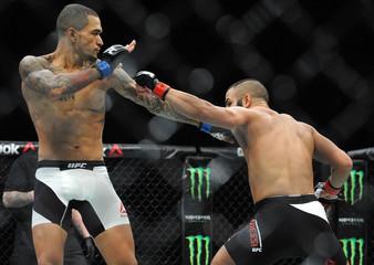MMA: UFC 194-Makdessi vs Medeiros