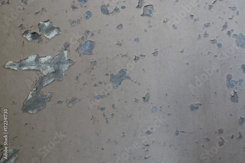 Metall Blech Hintergrund Mit Rost Und Struktur Stock Photo And