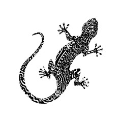 Lizard - Ornamental Figure