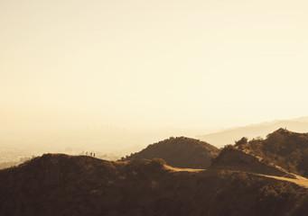 Griffith Park Mountain Hike