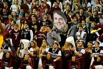 NCAA Basketball: Missouri at South Carolina