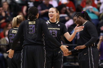 NCAA Womens Basketball: Final Four-Washington vs Syracuse