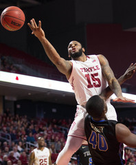 NCAA Basketball: Tulsa at Temple