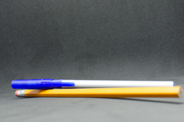 Pencil & Pen