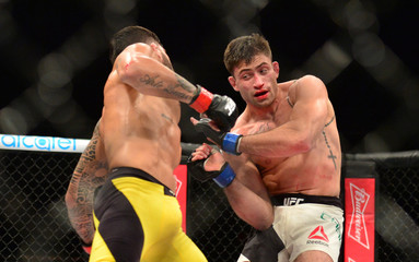 MMA: UFC Fight Night-Silva vs Chagas