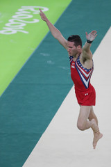Olympics: Gymnastics - Artistic-Men's Team-Final