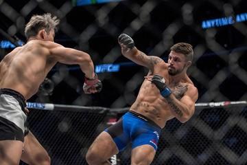 MMA: UFC 202-Lim vs Perry