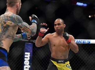 MMA: UFC Fight Night-Dodson vs Wineland