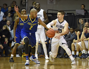 NCAA Basketball: Delaware at Villanova