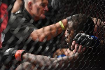 MMA: UFC Fight Night-Alhassan vs Akhmedov