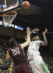NCAA Basketball: Montana at Oregon