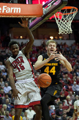 NCAA Basketball: Arizona State at UNLV