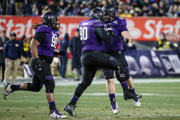NCAA Football: Pinstripe Bowl-Northwestern vs Pittsburgh