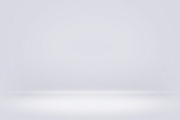 Abstract white gray blurred smooth background. can used creative concept or add product.
