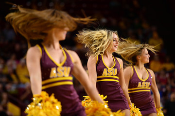 NCAA Basketball: Sacramento State at Arizona State