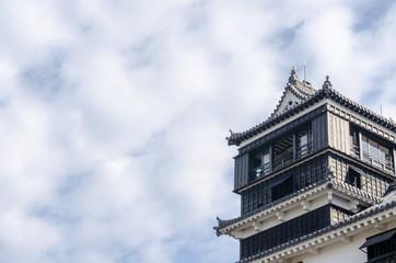 Kumamoto Castle , Kumamoto in Kumamoto Prefecture